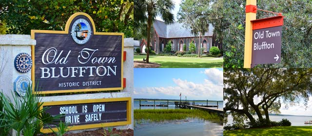 Downtown Bluffton Old Town Homes For L Call