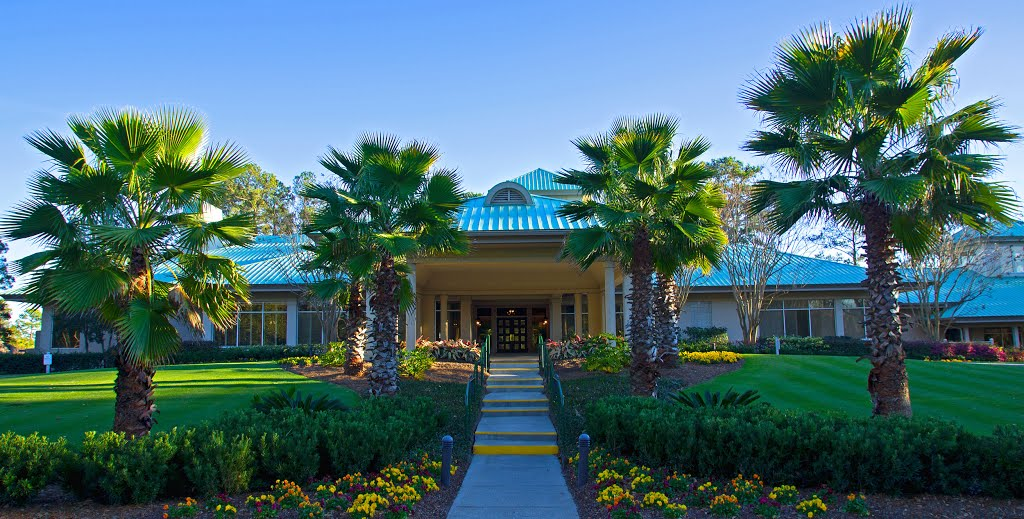 moss creek club house